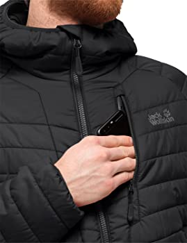 Puffer Men's Insulated Aero Trail Windproof Jacket WHIED9Y2