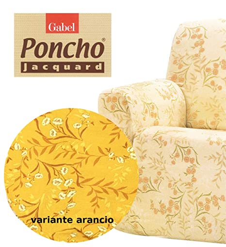 Zucchi Sillón 1 plazas Gabel Poncho Jacquard Art. Regent VAR ...