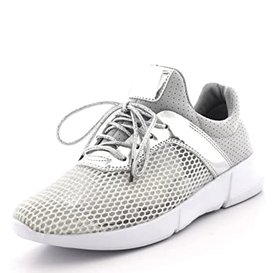 cd6e5e6a0dd31 Womens Lightweight Fashion Cool Stylish Comfortable Breathable Trainers:  Amazon.co.uk: Shoes & Bags