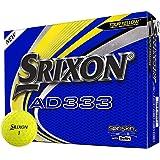 Srixon AD333 Golf Balls (One Dozen) (2019/20 Version)