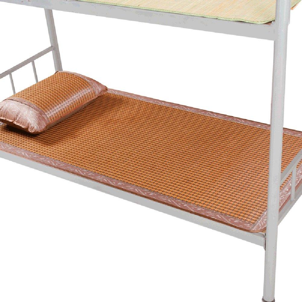 マットレス ベッドパッド 快適敷きパッド ラタン 接触冷感 夏 通気性に優れた 敷きパッドタオルケット枕パッド エアーシリ B07R5M6NRM