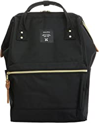Anello AT-B0193A LARGE Backpack Rucksack BLACK