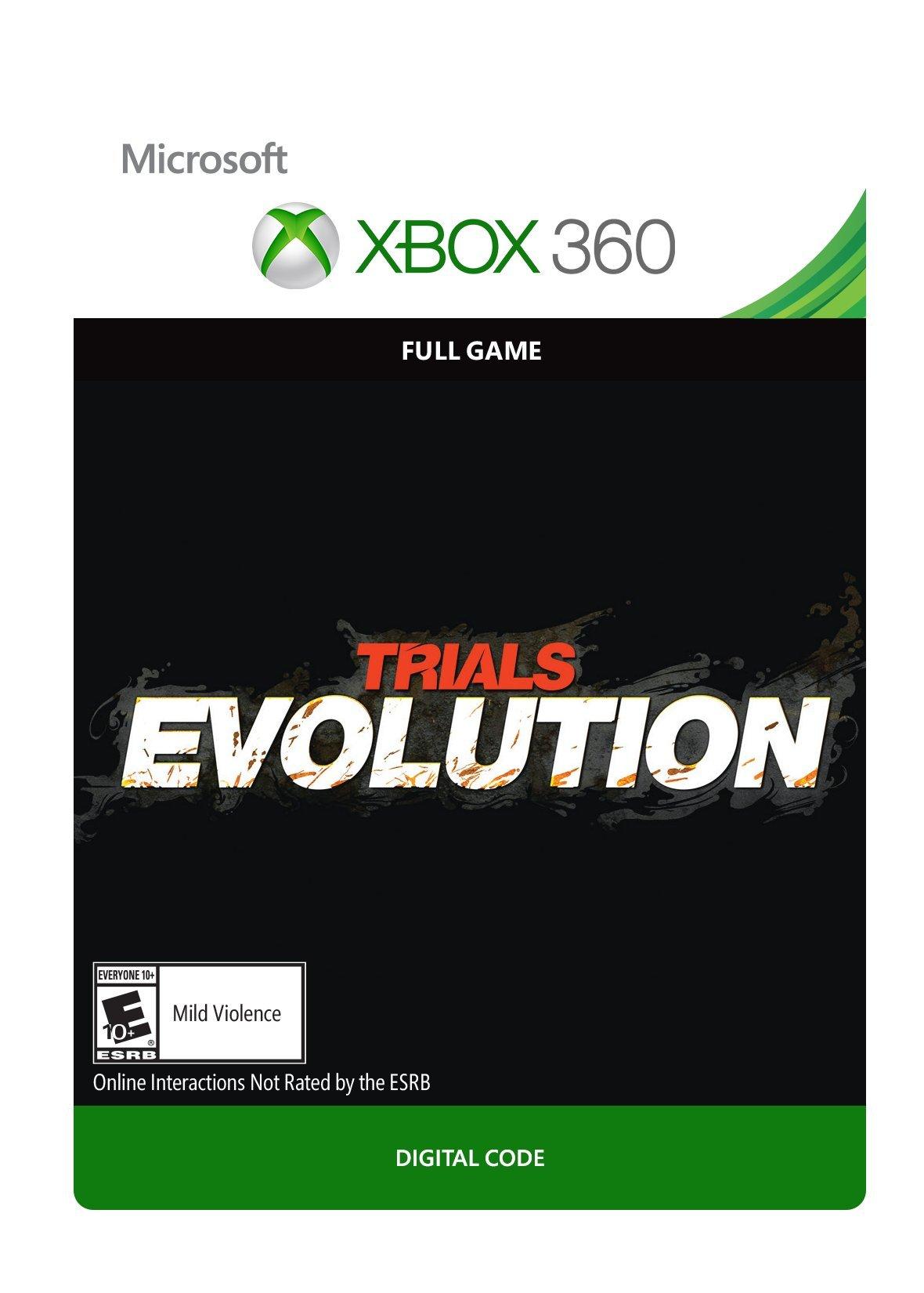 Trials Evolution - Xbox 360 [Digital Code]