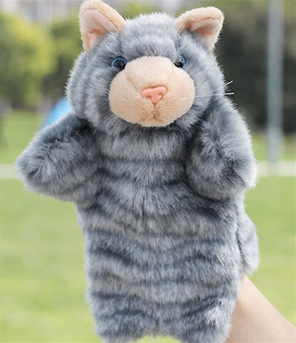 PvxgIo Mucho Ventilador Kid Plus Hand Puppets Farm Animals Zoo ...