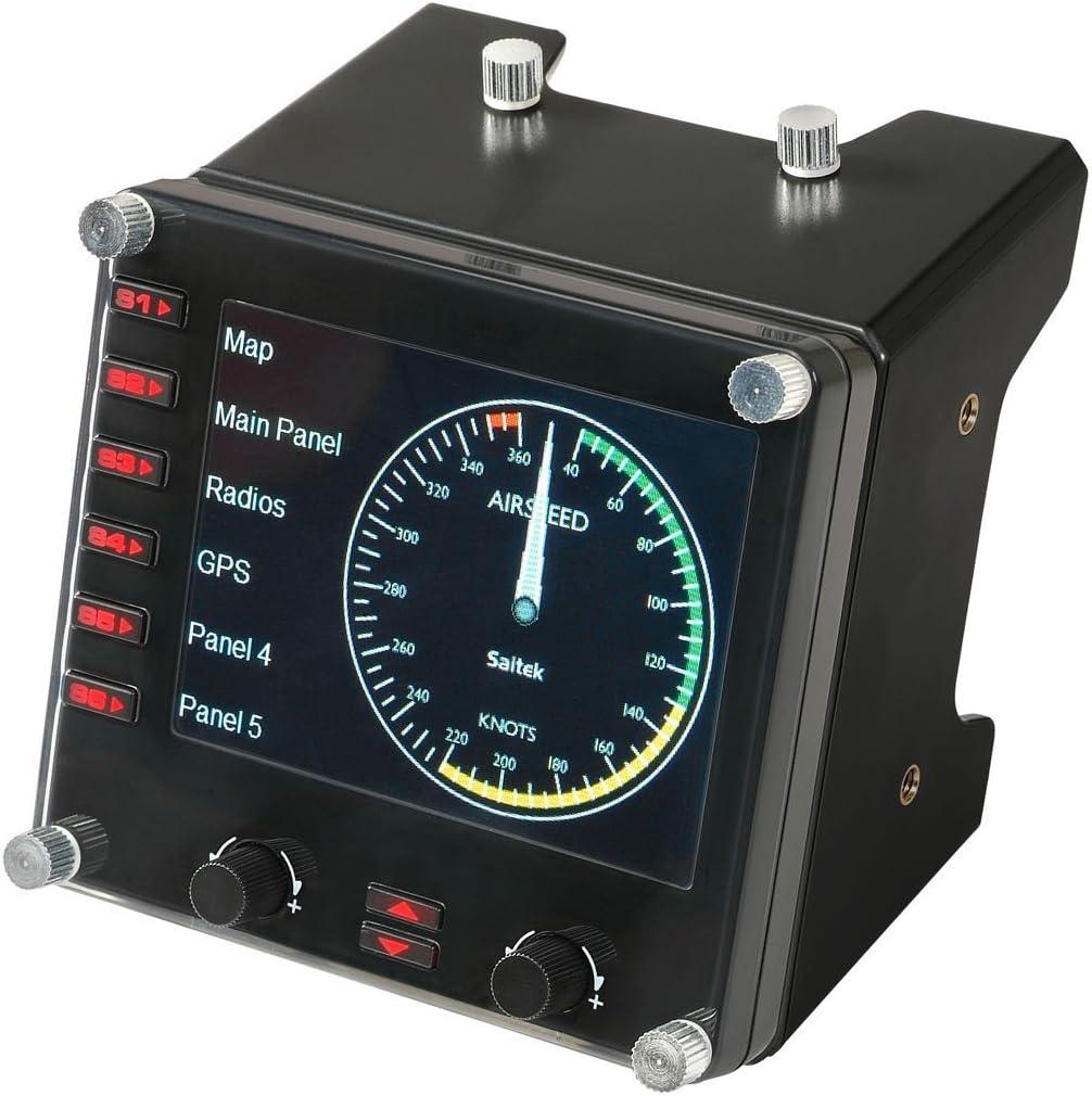 Logitech G Saitek Pro Flight Instrument Panel Controlador de ...