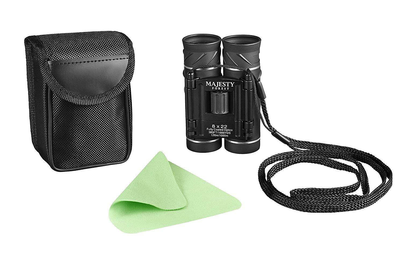 Majesty forest 8x22 mini fernglas robust kompakt und: amazon.de