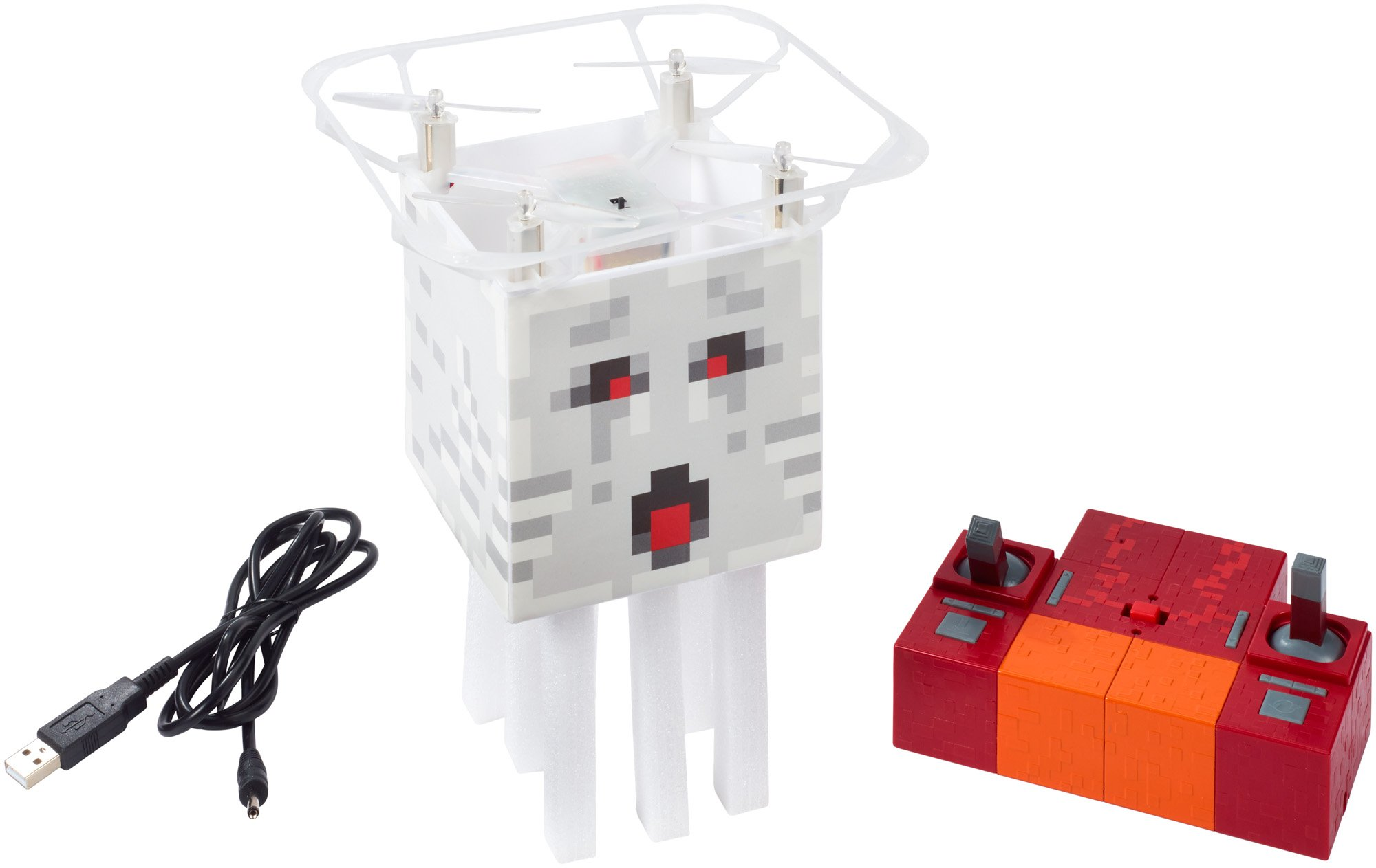 Minecraft RC Flying Ghast by Mattel (Image #3)