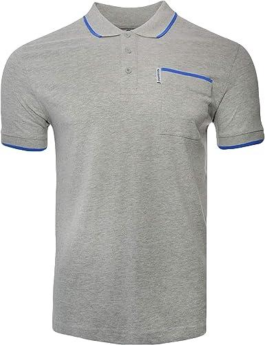 Lambretta - Polo de bolsillo para hombre (talla S a 4XL): Amazon.es: Ropa y accesorios
