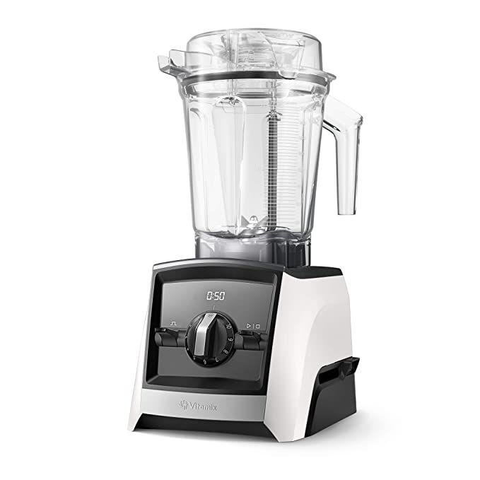 Vitamix vm0195d a2300i Ascent Series, 1200, color blanco ...