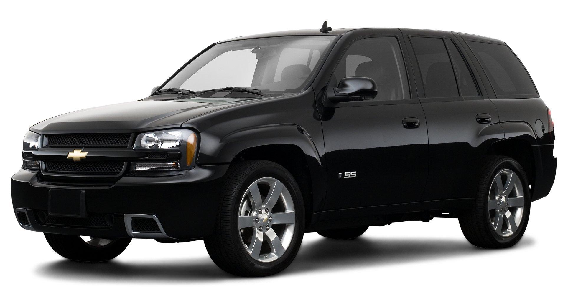 Amazon 2009 Chevrolet Trailblazer Reviews and Specs