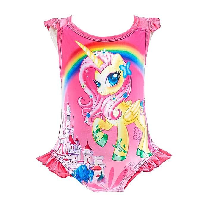 Amazon.com: Dressy Daisy traje de baño de una pieza para ...