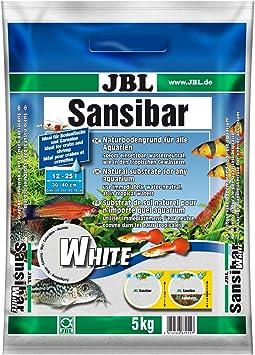 Sansibar JBL Bodengrund f/ür Aquarien