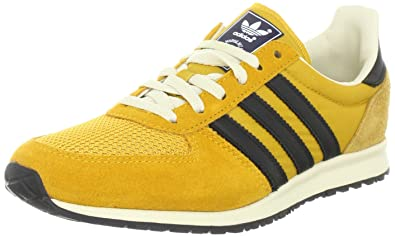 e2c501fd3af919 adidas Originals Men s adistar Racer Trainers Yellow Size  UK 9 ...