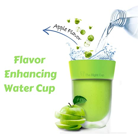 Helps you lose weight.by The Right Cup-Flavor Enhancing water Cup