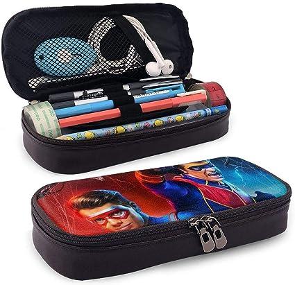 Estuches Simple Pencil Bag Zipper Stationery Estuches 1 Pack Danger TV Show of Henry: Amazon.es: Oficina y papelería