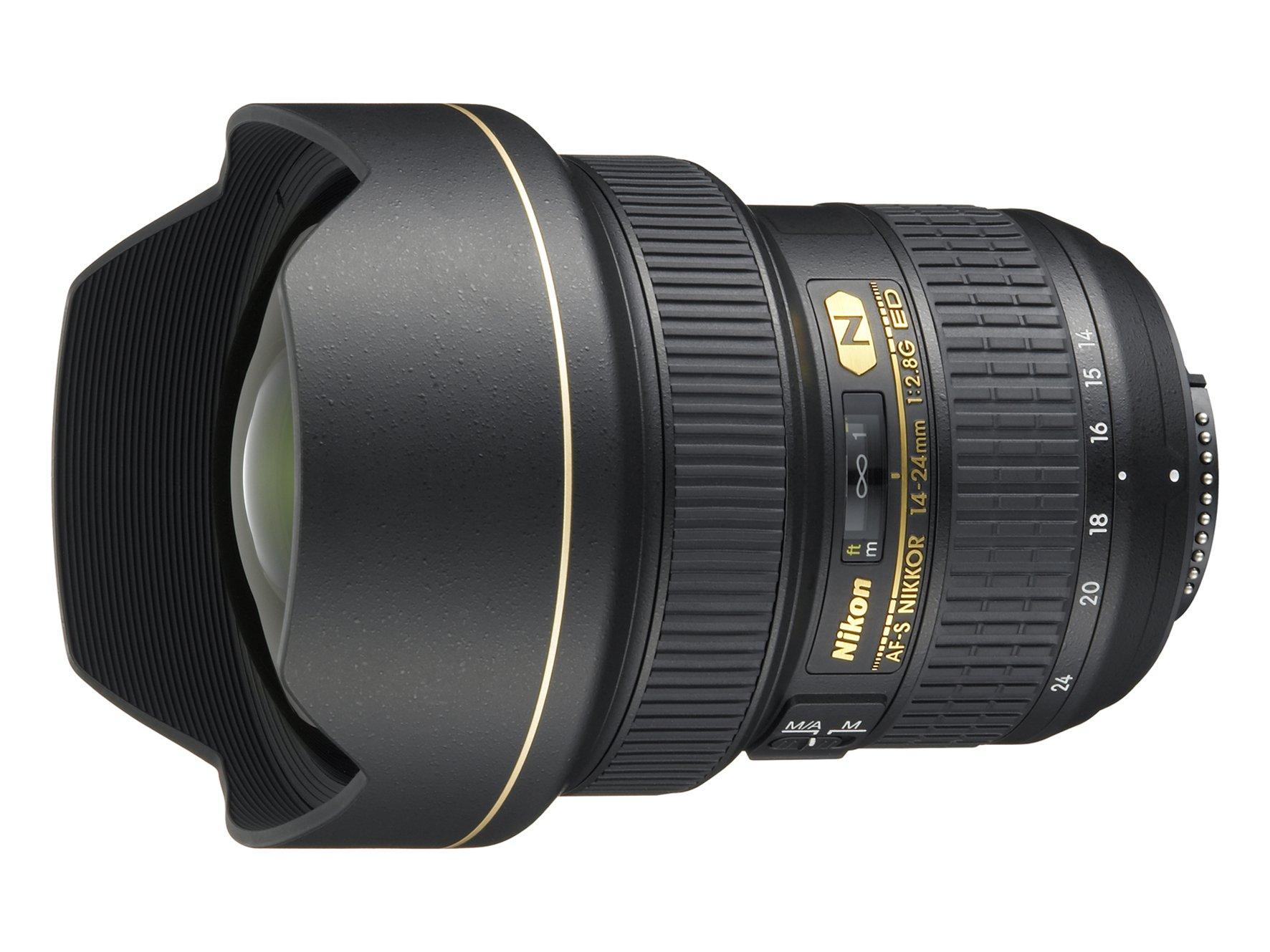 Nikon AF-S NIKKOR 14-24mm f/2.8G ED by Nikon