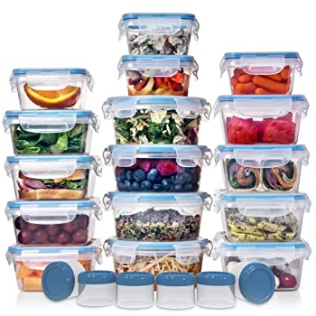 Shazo Huge Set Food Storage Containers
