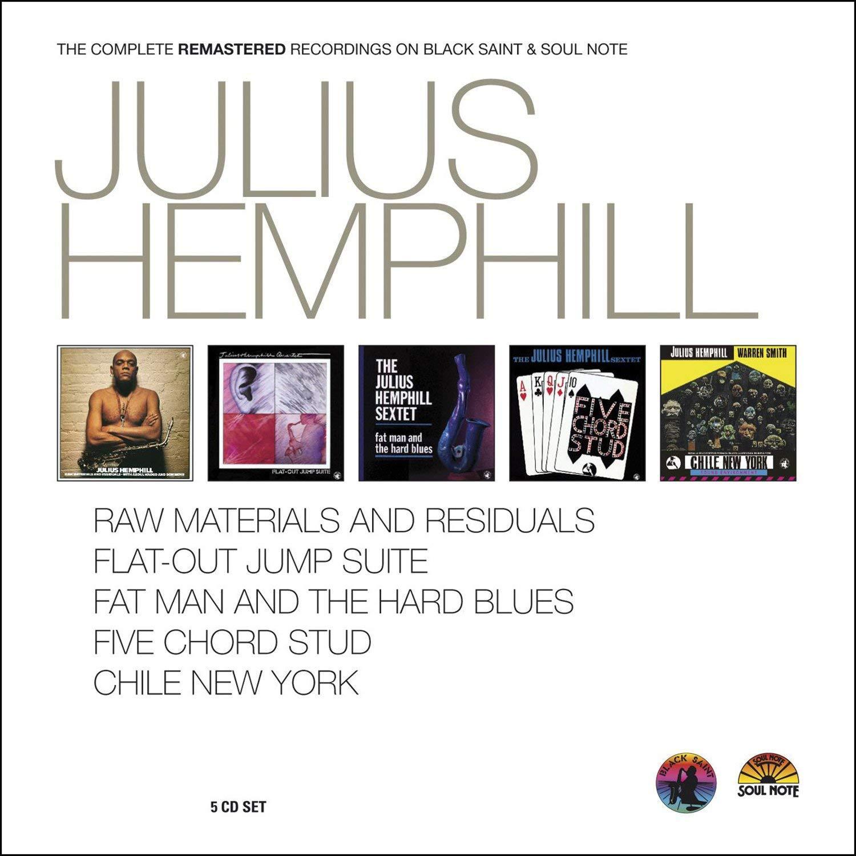 Hemphill, Julius - Julius Hemphill - Complete Recordings on Black ...