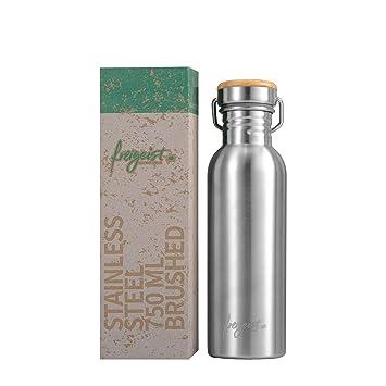 Freigeist - Botella de Acero Inoxidable 750 ml, Botella ...