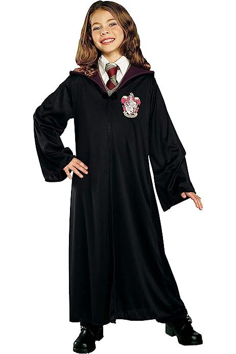 HARRY POTTER FANCY DRESS COSTUME Boys Girls Kids Gryffindor Robe Wizard Outfit