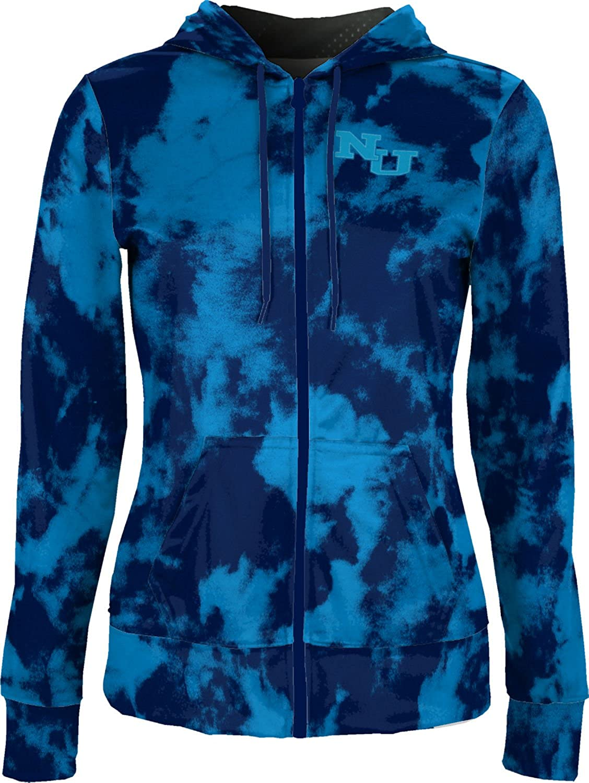 School Spirit Sweatshirt Grunge ProSphere Northwood University Girls Zipper Hoodie