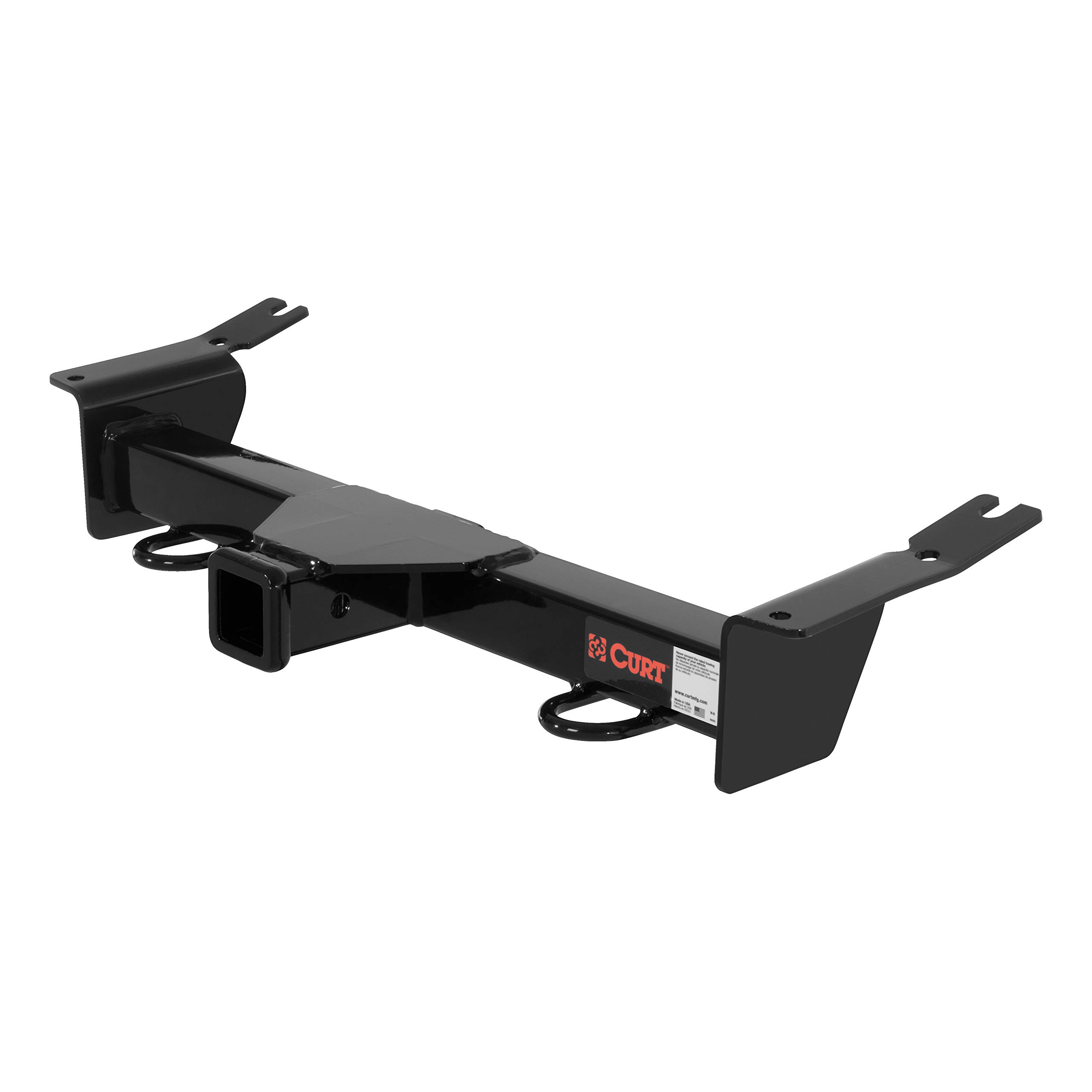 CURT 31084 Front Hitch with 2-Inch Receiver, Fits Select Jeep Cherokee, Comanche, Wagoneer by CURT