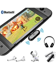 ROUTE + Bluetooth Wireless Audio USB-Transceiver für Nintendo Switch USB Typ-C Sender und Empfänger