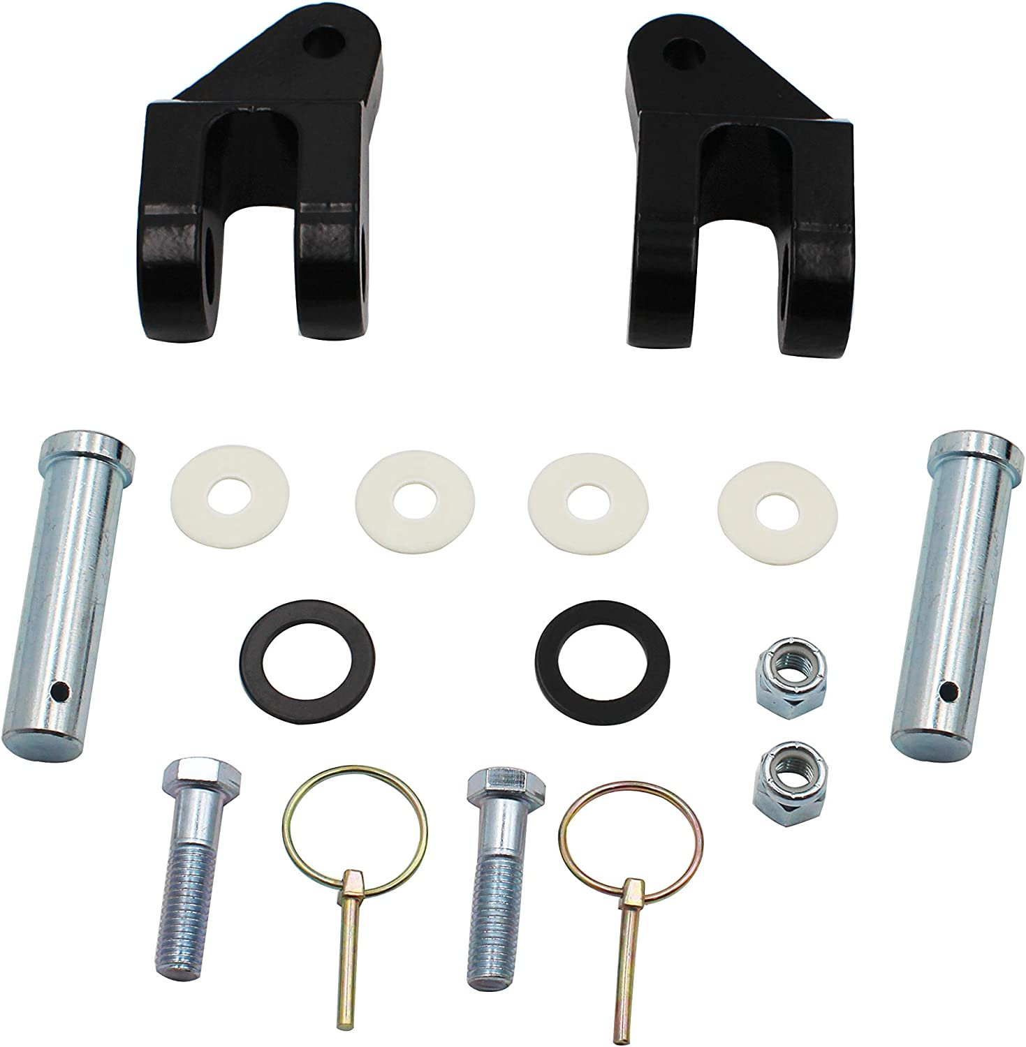 Suitable for Avail BX7420 Allure BX7460P Aventa II BX7335 Aventa BX7445 Ascent BX4370 BX88296 Tow Bar and Off Road Adapter Kit Replaces Blue Ox Acclaim BX4330 Alpha BX7365 Alladin BX4325