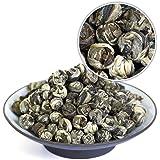 GOARTEA® 100g (3.5 Oz) Organic Supreme King grade Jasmine Dragon Pearl Ball Loose Leaf Chinese Green TEA