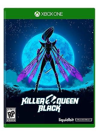 Killer Queen Black XONE cover game