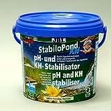 JBL - Stabilo Pond KH / 7002275 - Traitement pour bassin - Stabilise le niveau de pH - 2.5 kg