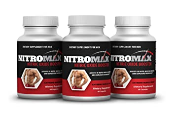 Amazon.com: nitromax óxido nítrico Booster- obtener ...