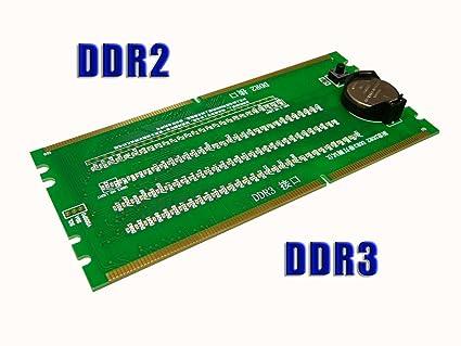 Tabla de ordenadores de sobremesa y DDR 2 placa base/DDR 3 ...