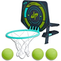 Nerf Sports - Dude Perfect - Mini Perfect Shot Hoop - Basketball Game - Kids Toys - Ages 6+