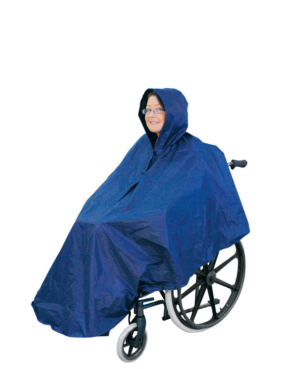 Wheelchair Coverall Navy One Size