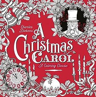 A christmas carol dual language reader englishspanish charles a christmas carol a coloring classic fandeluxe Gallery