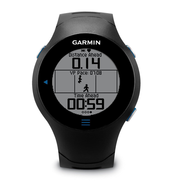 Garmin Forerunner 610 Touch GPS y pulsómetro Reloj de Pulsera ...