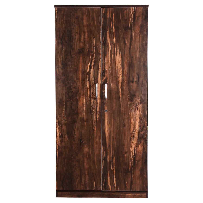 Apple Wood King Size 2 Door Wardrobe