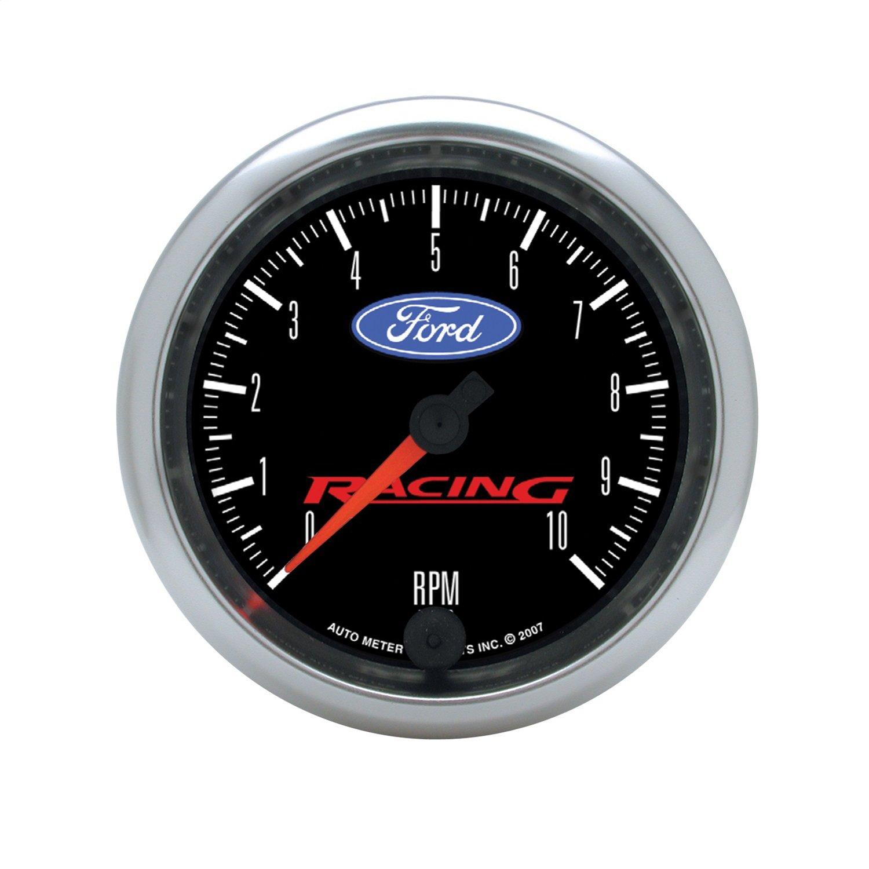 Auto Meter 880084 Ford Racing Series In Dash Tachometer Gauge