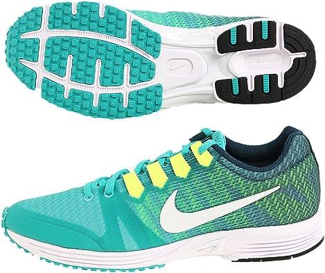 Nike Air Zoom Speed Rival 5, Zapatillas de Running para Hombre, Verde (Verde (Clear Jade/White-Midnight turq-Volt), 44.5 EU: Amazon.es: Zapatos y complementos