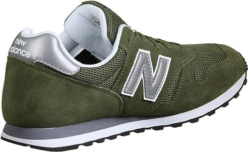 Ridículo sorpresa Perspicaz  New Balance Men's 373 Core Trainers: Amazon.co.uk: Shoes & Bags