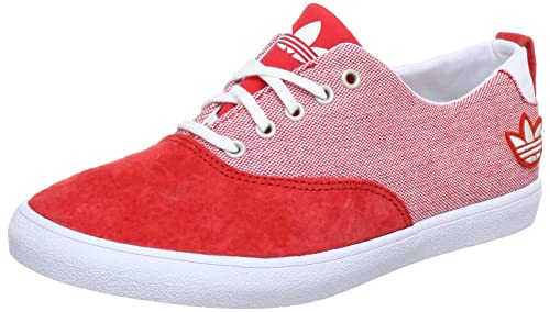 adidas Originals Azurine Low W - Zapatillas de Lona Mujer, Color Rojo, Talla 42: Amazon.es: Zapatos y complementos