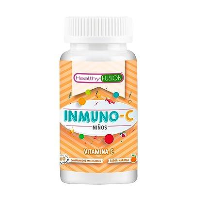 Inmuno C | Vitamina C pura para niños | Mantiene las defensas ...