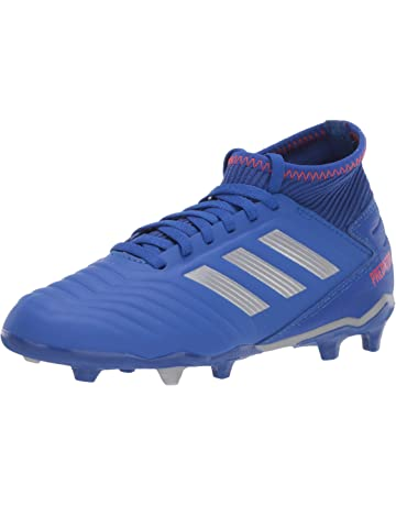 6112a35414f2 adidas Kids' Predator 19.3 Firm Ground Soccer Shoe