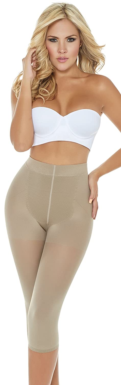 Body Shaper Women Fajas Colombianas - Women Light Shaper Thermal Long Panty 1420_BSF_5
