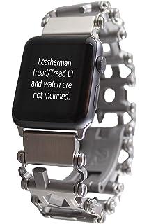 BestTechTool watch adapter compatible with LEATHERMAN TREAD - BTT adapter (compatible with Apple watch 44mm