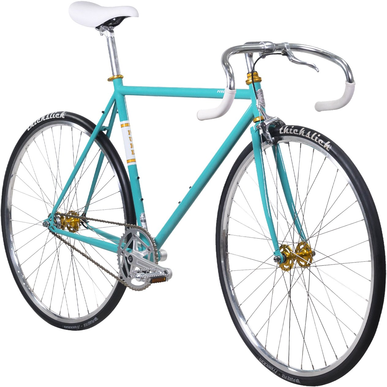 Pure Fix Fixed Gear Single Speed Bicycle