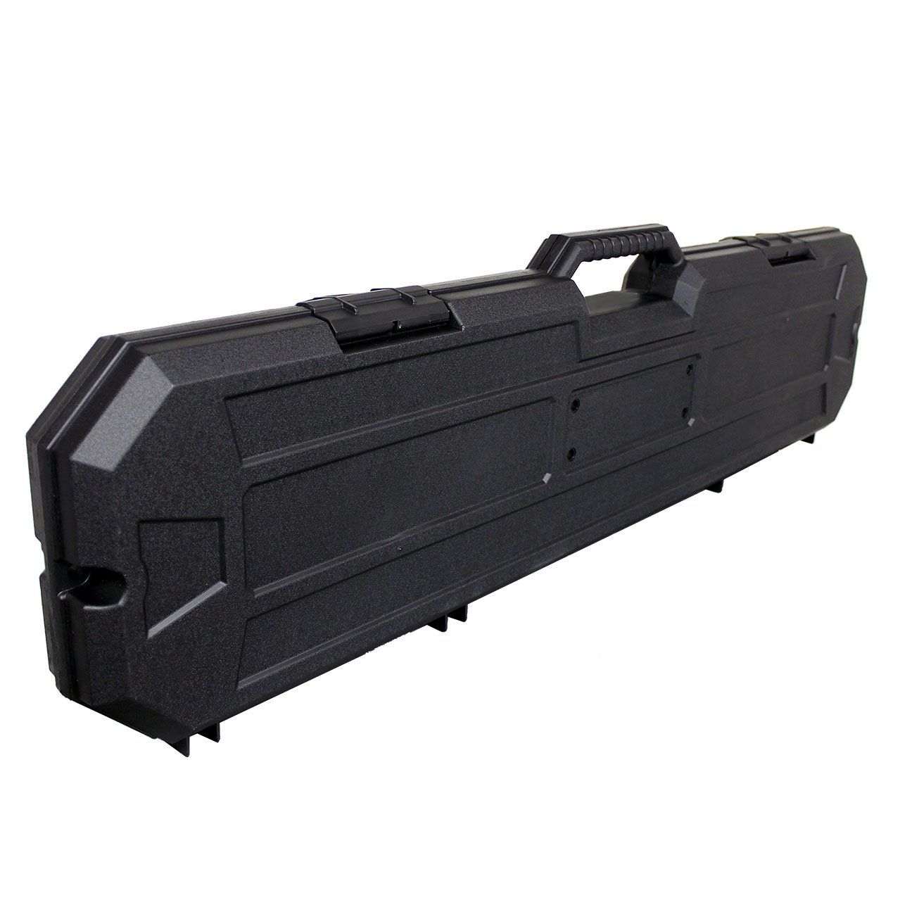 40'' #759 Black Hard Rifle Case with Convoluted Foam