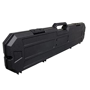 40  #759 Black Hard Rifle Case with Convoluted Foam