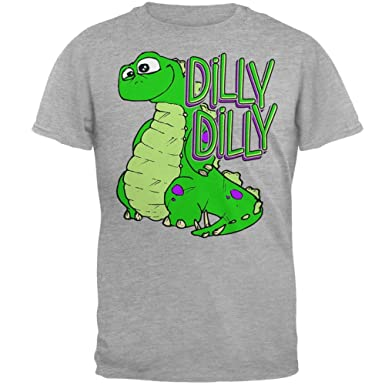 Amazon.com  Old Glory Dilly Dilly Dino Mens Soft T Shirt  Clothing 34a9c9e21